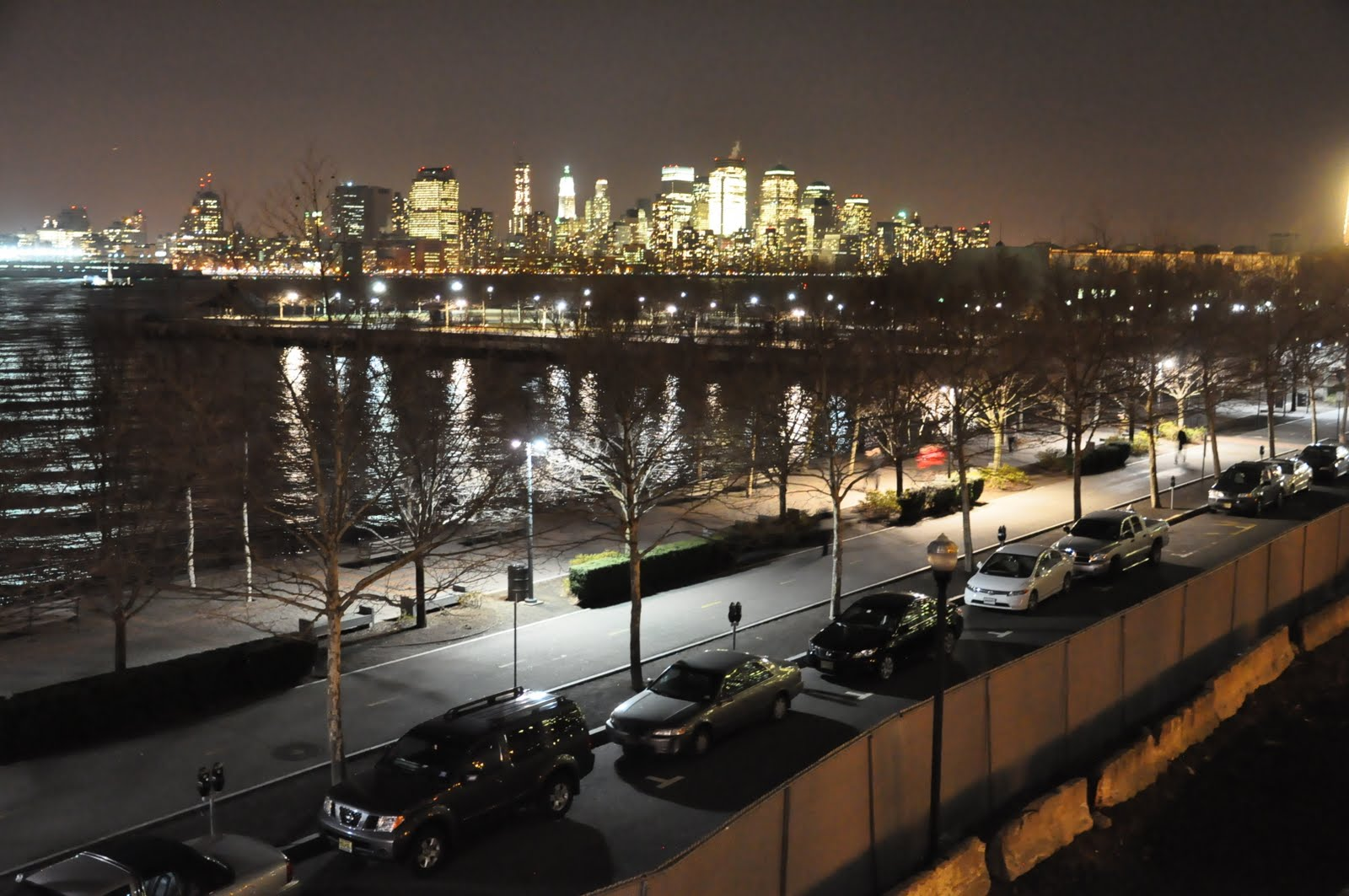 Hoboken photo of the day view of nyc skyline from for W hoboken in room dining